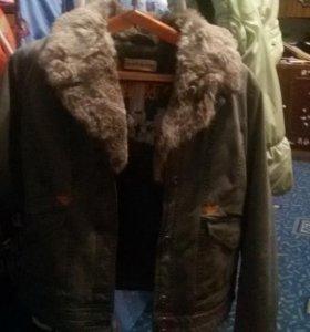 Savage куртка осень
