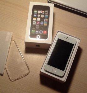 Копия iPhone 5S на андройде
