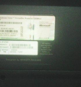 Ноутбук hp g7000