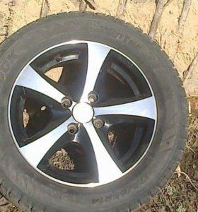 Колёса R14... 4 диска
