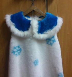 ПРОКАТ костюма-Снежинка