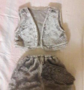 ПРОКАТ костюма-Волк