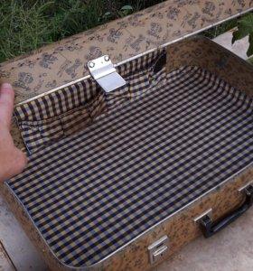 Ретро чемодан для фотосъёмок