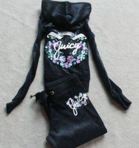 Костюм juicy couture