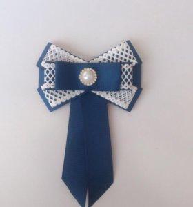 Брошь -галстуки