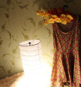 Летнее платье)