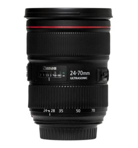 Прокат Canon EF 24-70mm f/2.8L II USM