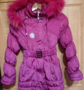 Зимня куртка для девочки