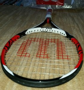 Теннисная ракетка новая Wilson (K) six one tour 95