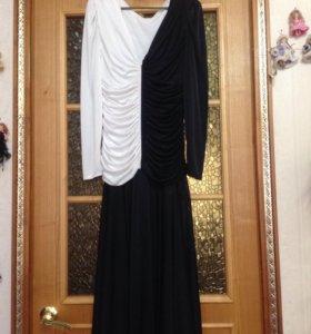 Платье день ночь