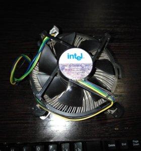 Боксовый Куллер процессора intel pentium 4