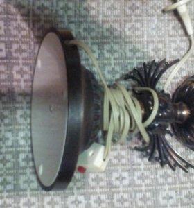 Светильник без плафона