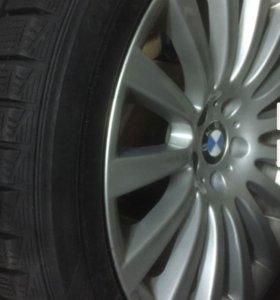 Зимняя шина с диском BMW оригинал