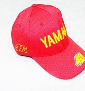 Кепка Yamaha 46 красная
