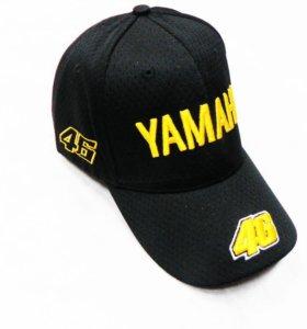 Кепка Yamaha 46 чёрная