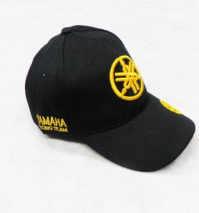 Кепка Yamaha чёрная