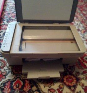 Принтер сканер.