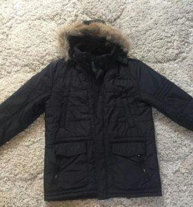 Куртка зимняя 54-56р