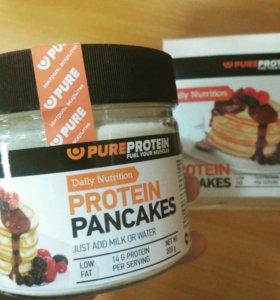 Протеиновая смесь для блинов Pureprotein