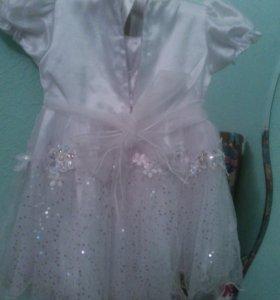 Праздничное платье110(новое)