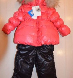 Новый зимний костюм фирмы Baby Go р.80