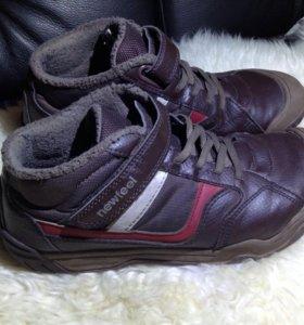 Ботинки  37 - 38 размер
