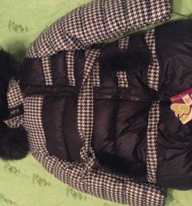 Зимнее пальто новое.