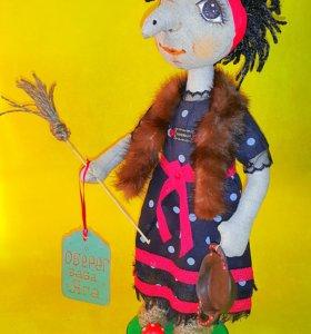 Кукла-оберег ручной работы.