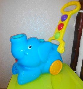 PlaySkool каталка