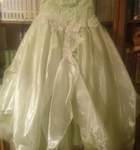 Платье детское, новогоднее