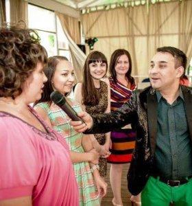 Тамада, ведущий и DJ на свадьбу юбилей