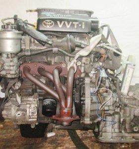 Двигатель с КПП, Toyota 1SZ-FE -  AT U440E-