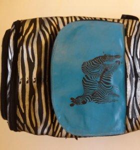 Рюкзак ручной работы из натуральной кожи
