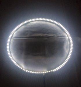 Светодиодный круг для фото