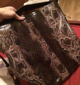 Продам сумку под рептилию