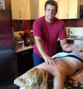 Антицеллюлитный массаж.