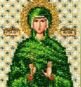 Икона святой великомученицы Марины