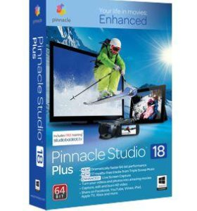 Pinnacle studio18