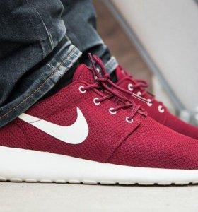 Nike Roshe Run Red(скидка за самовывоз)