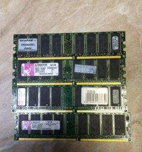 Оперативная память Ddr1(компьютерная)