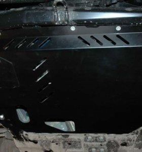 Киа пиканто защита двигателя