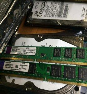 Оперативная память компьютерная ddr3