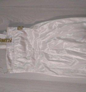 Белое платье из франции
