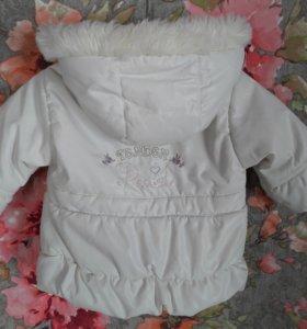 Детская курточка весна-осень