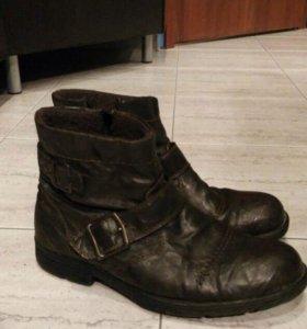 Ботинки rieker мужские 41