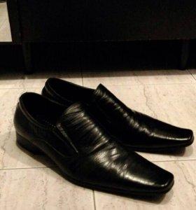 Мужские туфли 41 классика