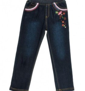 Размер 98 и 116 Новые джинсы