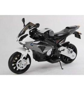 Детский электрический мотоцикл JT528 BMW