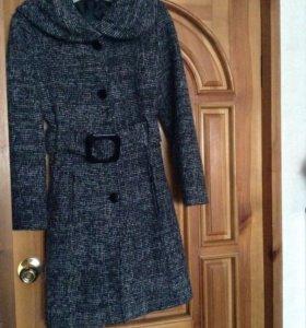 Пальто женское,б/у