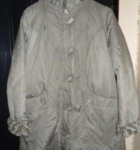Куртка,пальто.